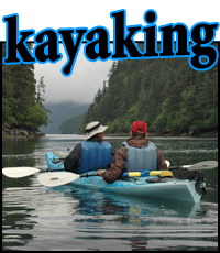 Kayak the Bay in Alaska