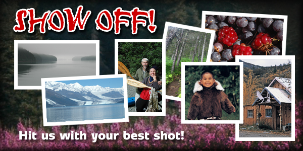 Show Off Your Photos of Alaska. Hit us with your best shot!